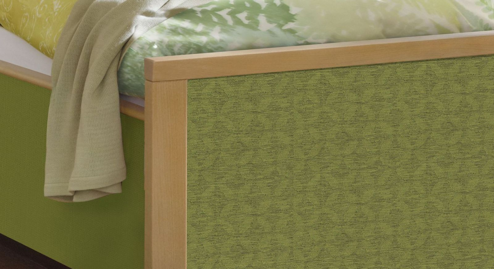 Komfortbett mit Pflegebett-Funktion Mainau inklusive Fußteil