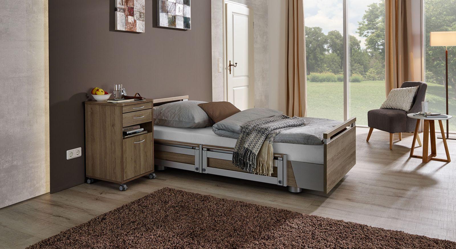 Passende Produkte zum Komfortbett mit Pflegebett-Funktion Usedom