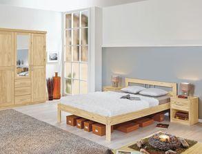 Preiswertes Komplett Schlafzimmer Bregenz Aus Massivholz