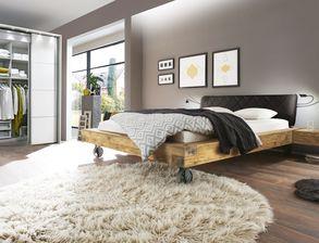 schlafzimmer im industrial style und look online kaufen. Black Bedroom Furniture Sets. Home Design Ideas