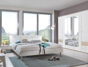 Komplett Schlafzimmer Corvara In Modernem Design