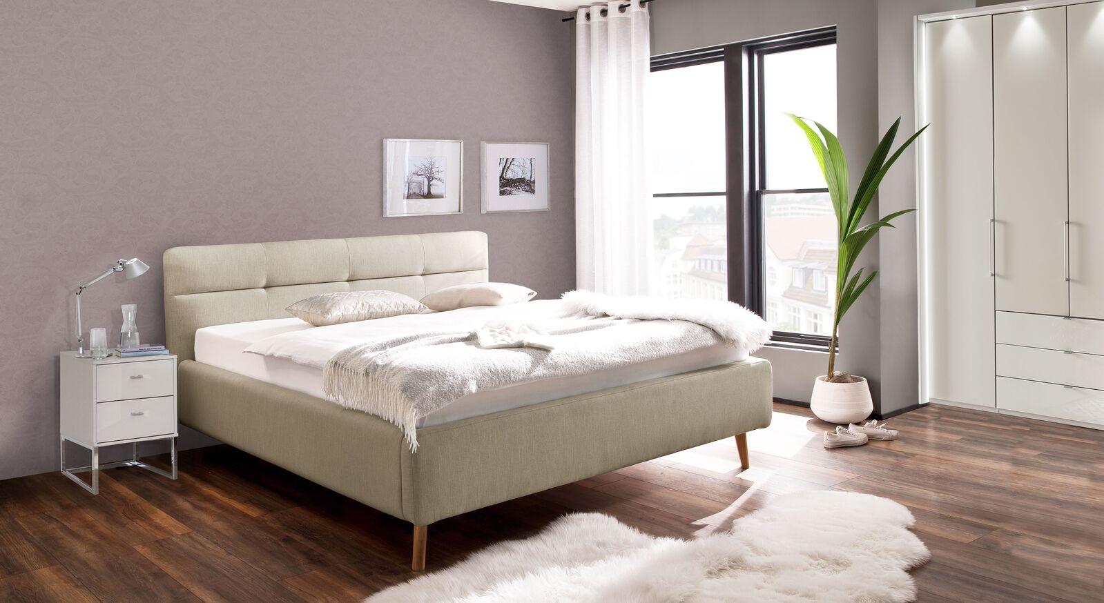 Komplett-Schlafzimmer Kromera in ansprechender Optik