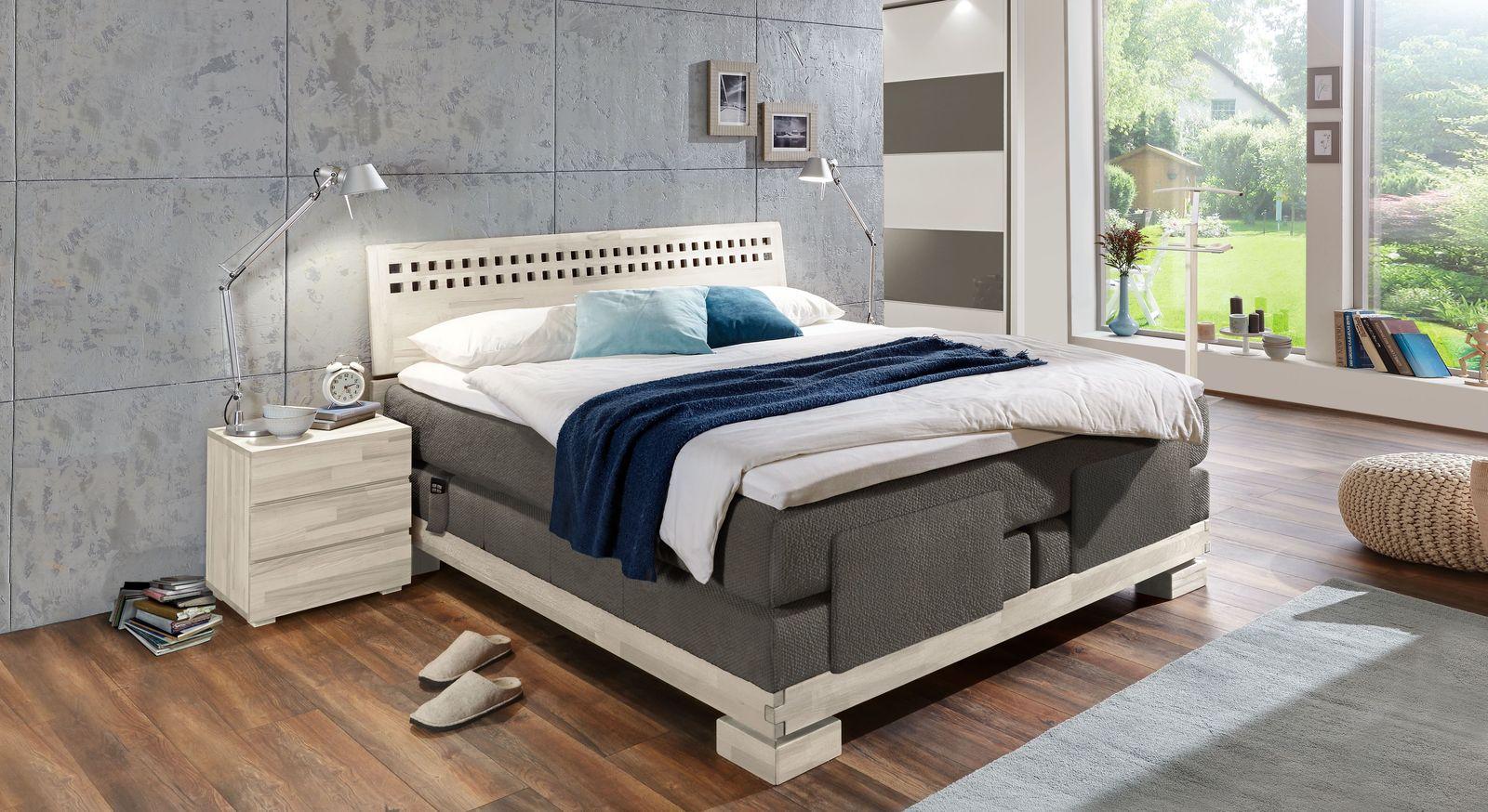 Komplett Schlafzimmer Piacenza Mit Kleiderschrank Baria