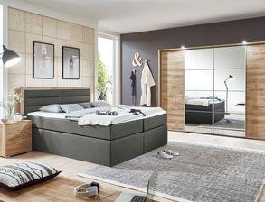 Schlafzimmer komplett einrichten und gestalten bei BETTEN.at
