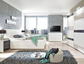 Schlafzimmer Komplett Einrichten Und Gestalten Bei BETTENat - Schlafzimmer komplett modern