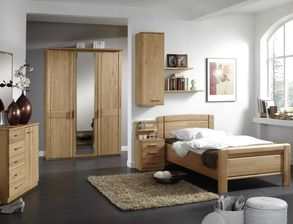 senioren schlafzimmer komplett mit einzel oder doppelbett. Black Bedroom Furniture Sets. Home Design Ideas