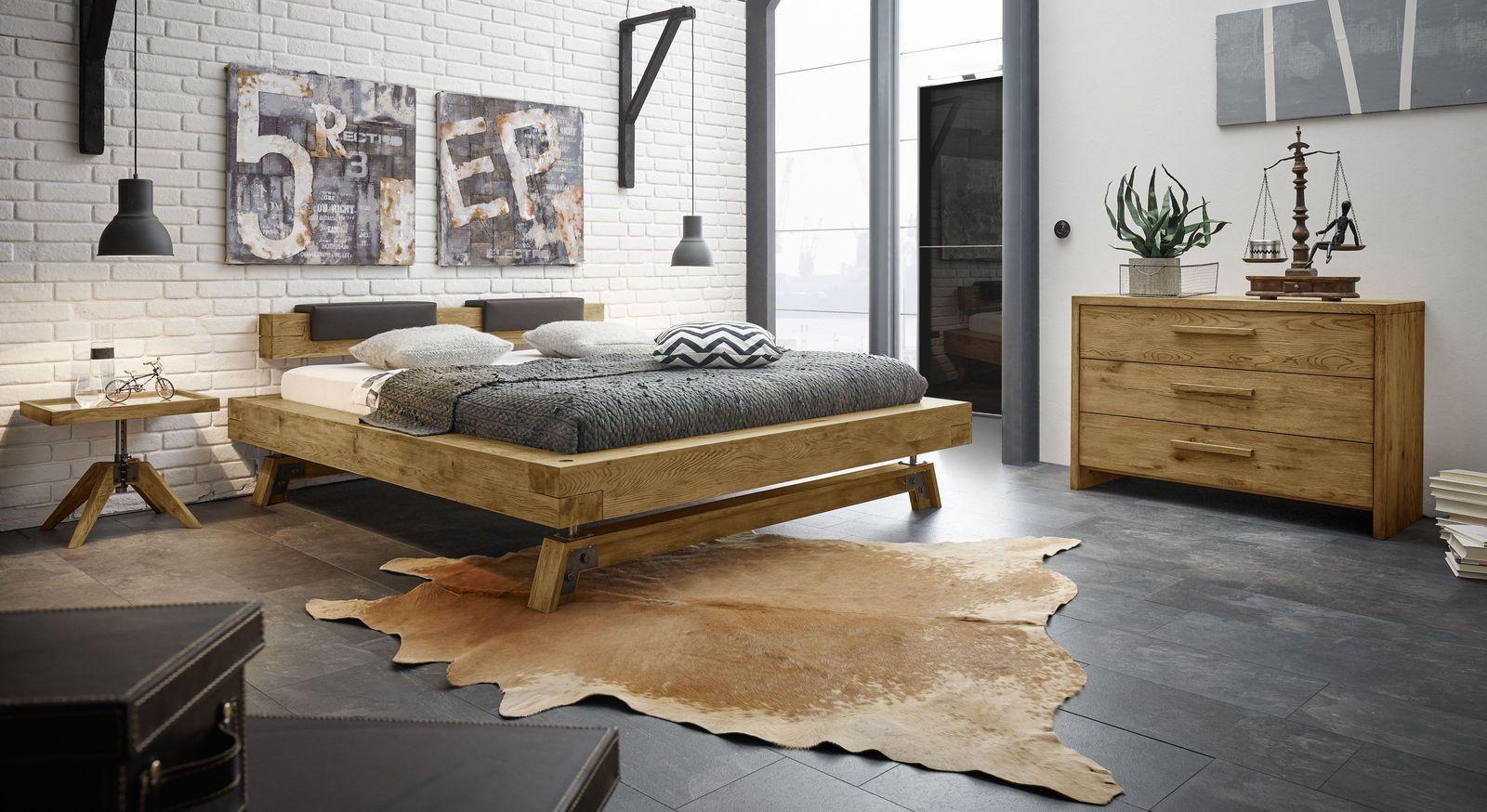 Komplett-Schlafzimmer Valdivia aus hochwertigen Möbeln