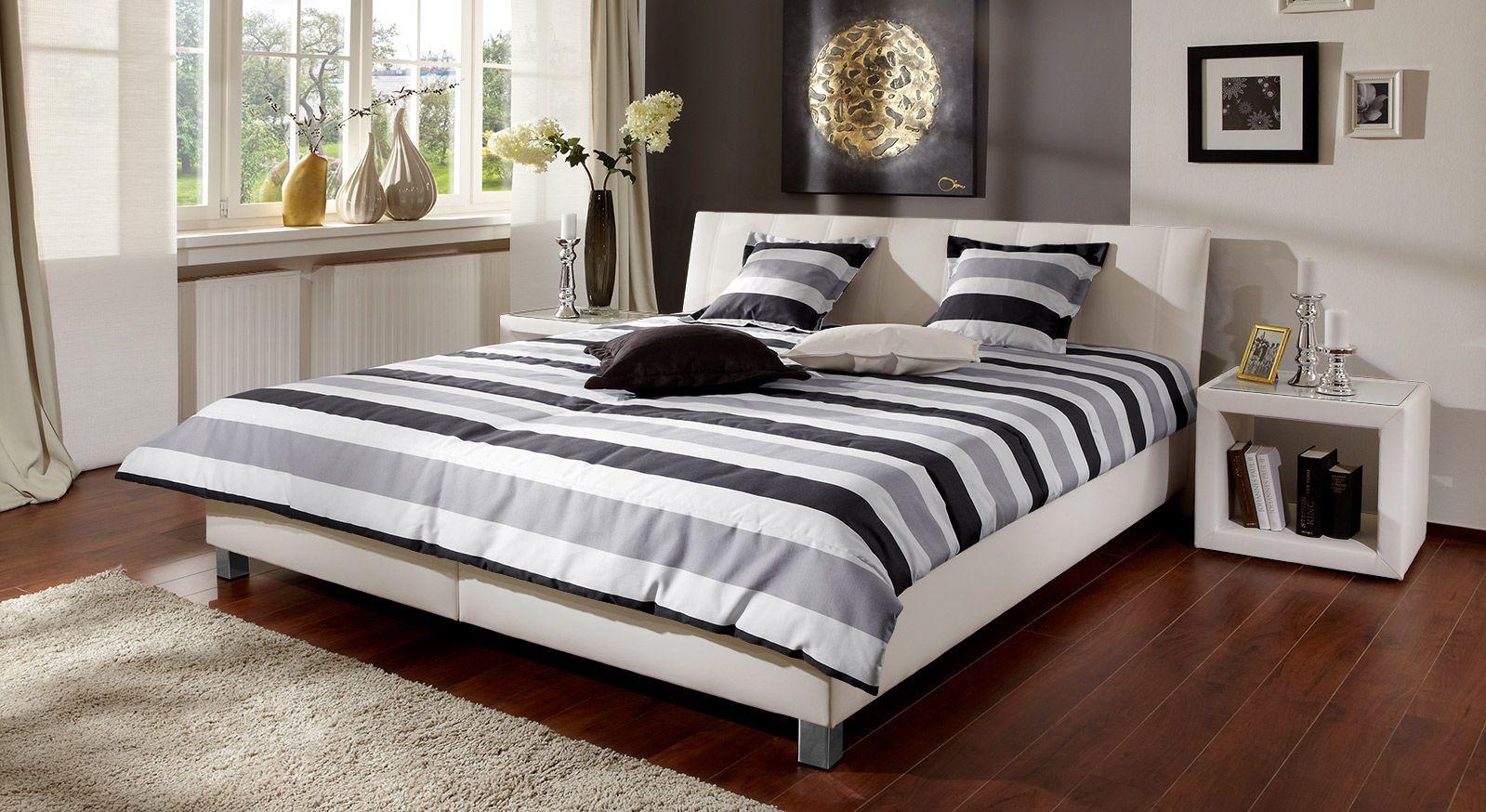 Kunstleder-Bett Remigios passende Produkte