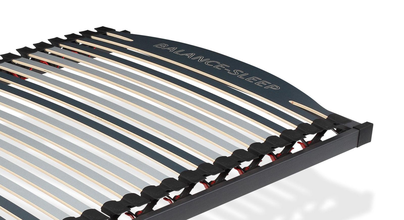 Flexibler Lattenrost Balance Sleep mit Komfort-Zonen