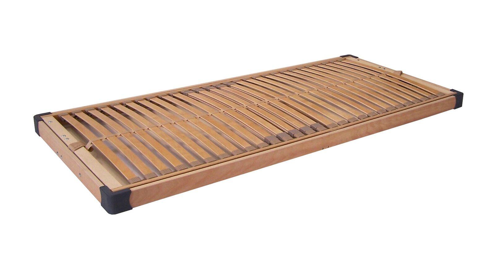 Lattenrost orthowell klappfix mit Becken-Komfortzone