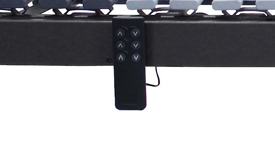 Lattenrost orthowell ultraflex mit Kabelfernbedienung für den Motor