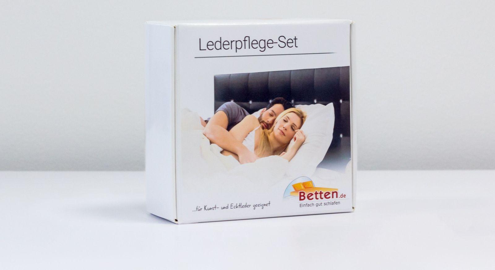 Lederpflege-Set 3-in-1 für geschmeidige Oberflächen