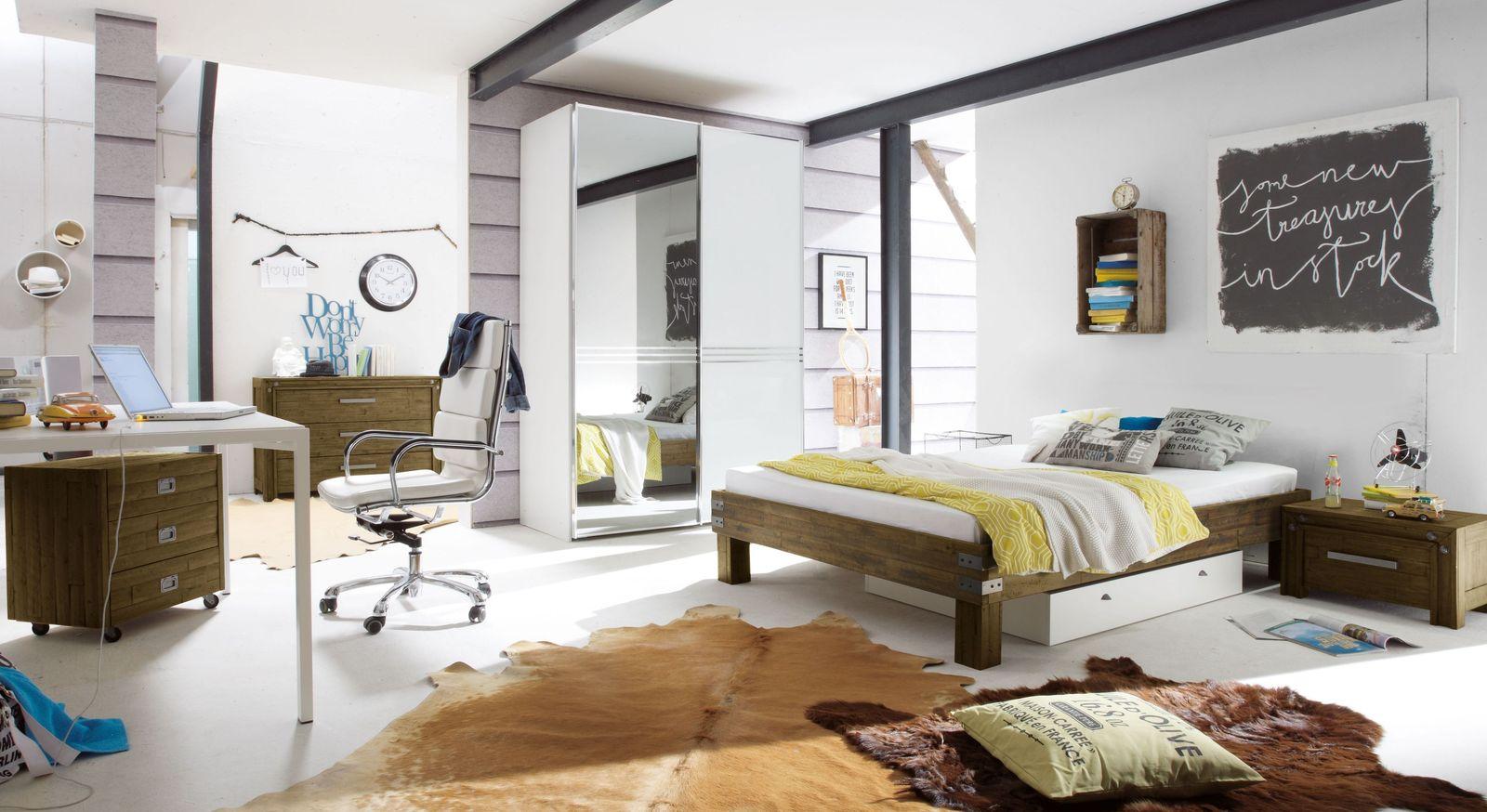 Liege Caldera mit passenden Schlafzimmer-Möbeln