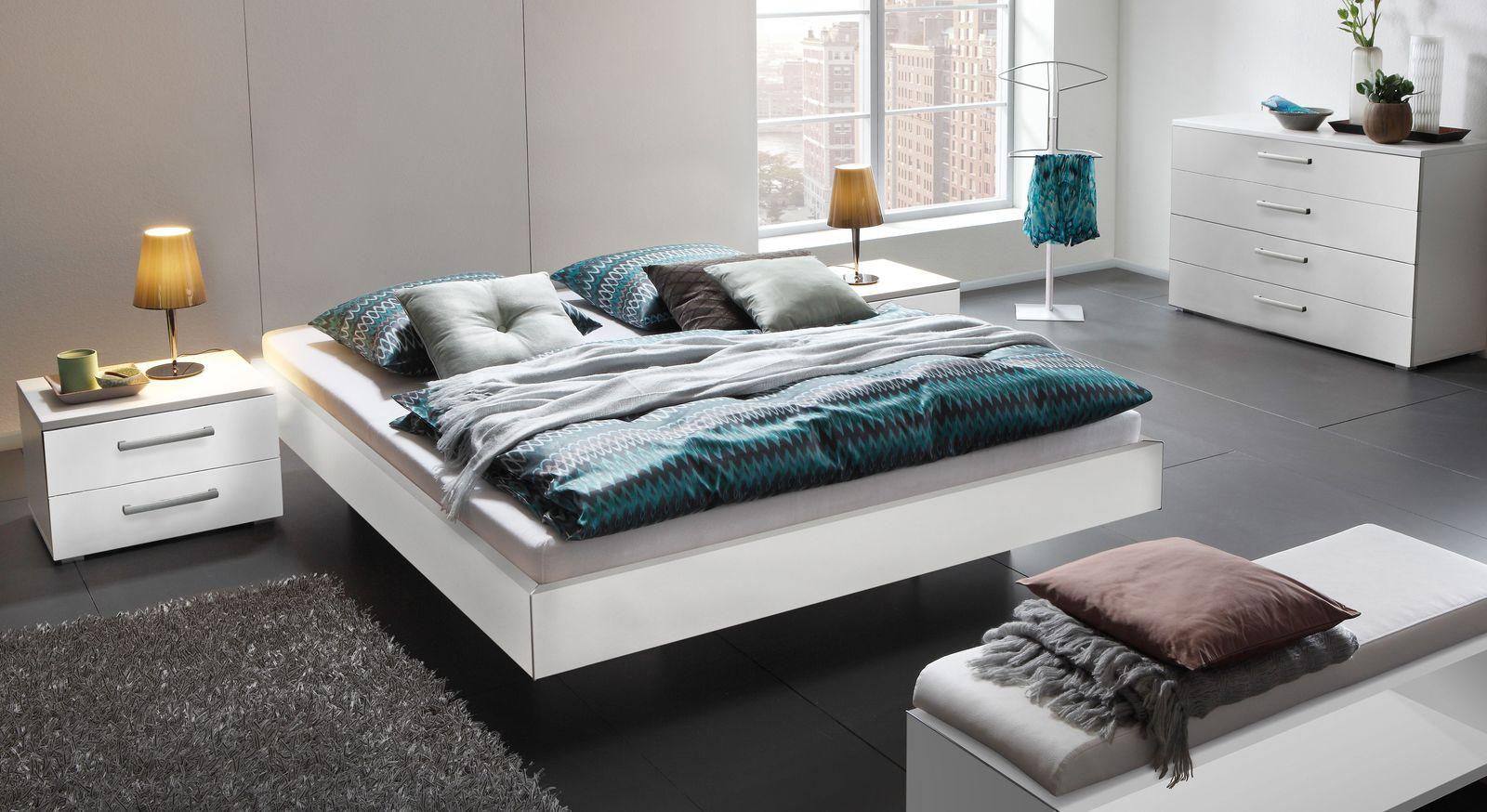 Liege Cesena mit passenden Schlafzimmer-Möbeln