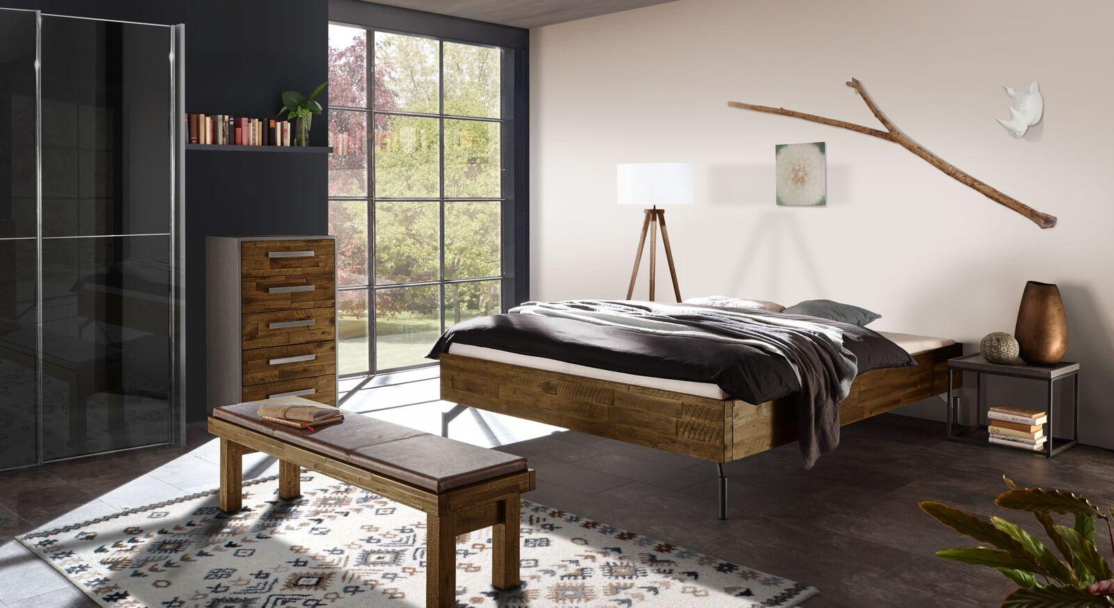 Liege Envigado mit passenden Schlafzimmermöbeln