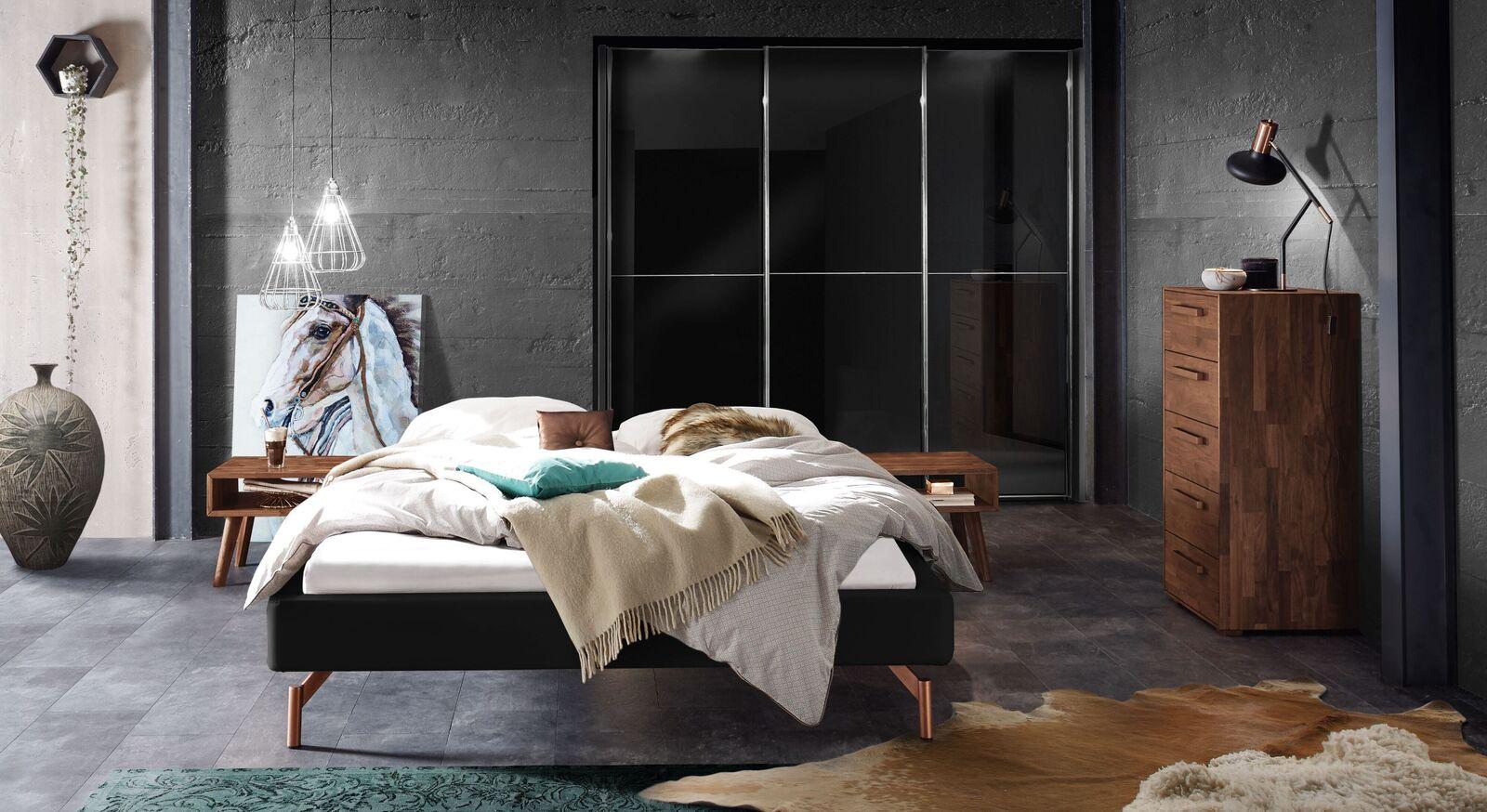 Passende Schlafzimmermöbel zur Liege Jacalto