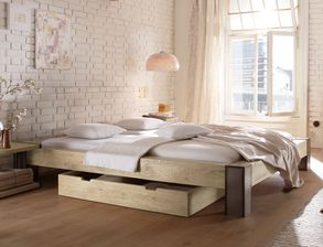 king size betten kaufen sie preiswert bei. Black Bedroom Furniture Sets. Home Design Ideas