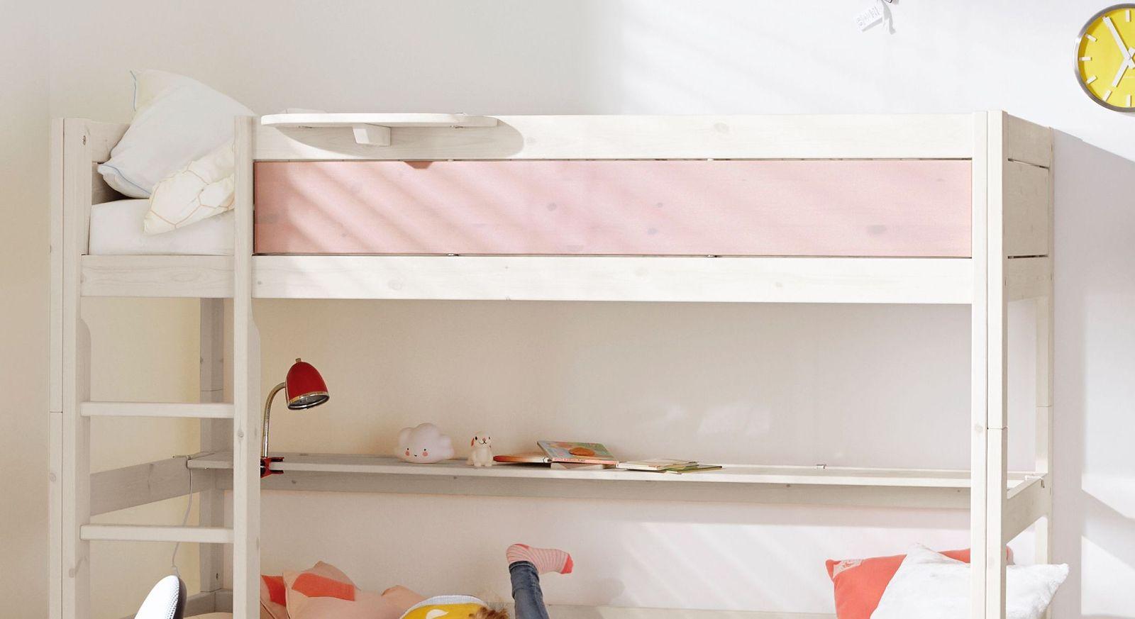 Kindgerechtes LIFETIME Etagenbett Color mit GS-Siegel