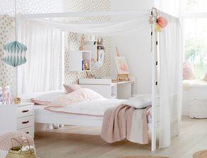 LIFETIME Himmelbett Original Ideal Für Mädchenzimmer