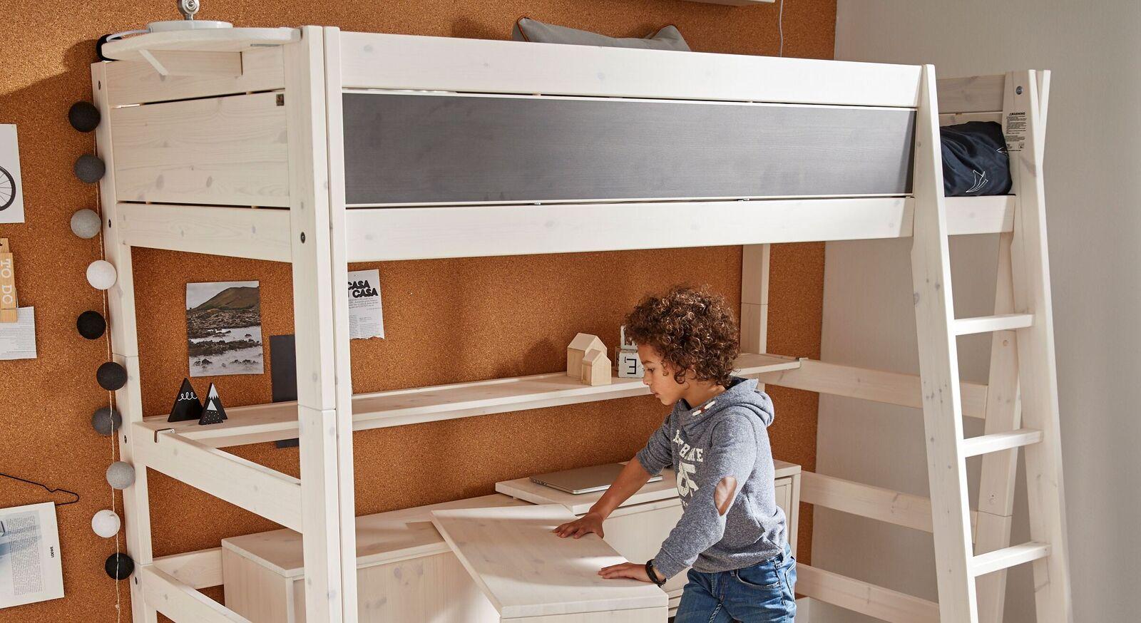 LIFETIME Hochbett Tafel für moderne Jugendzimmer