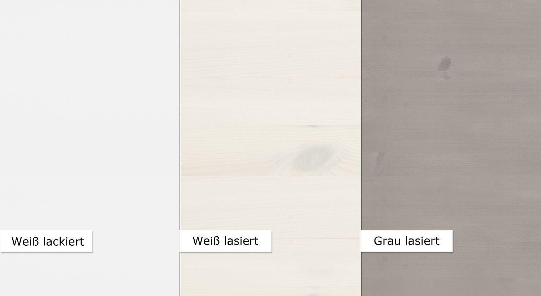 LIFETIME Möbel gibt es in verschiedenen Farbvarianten
