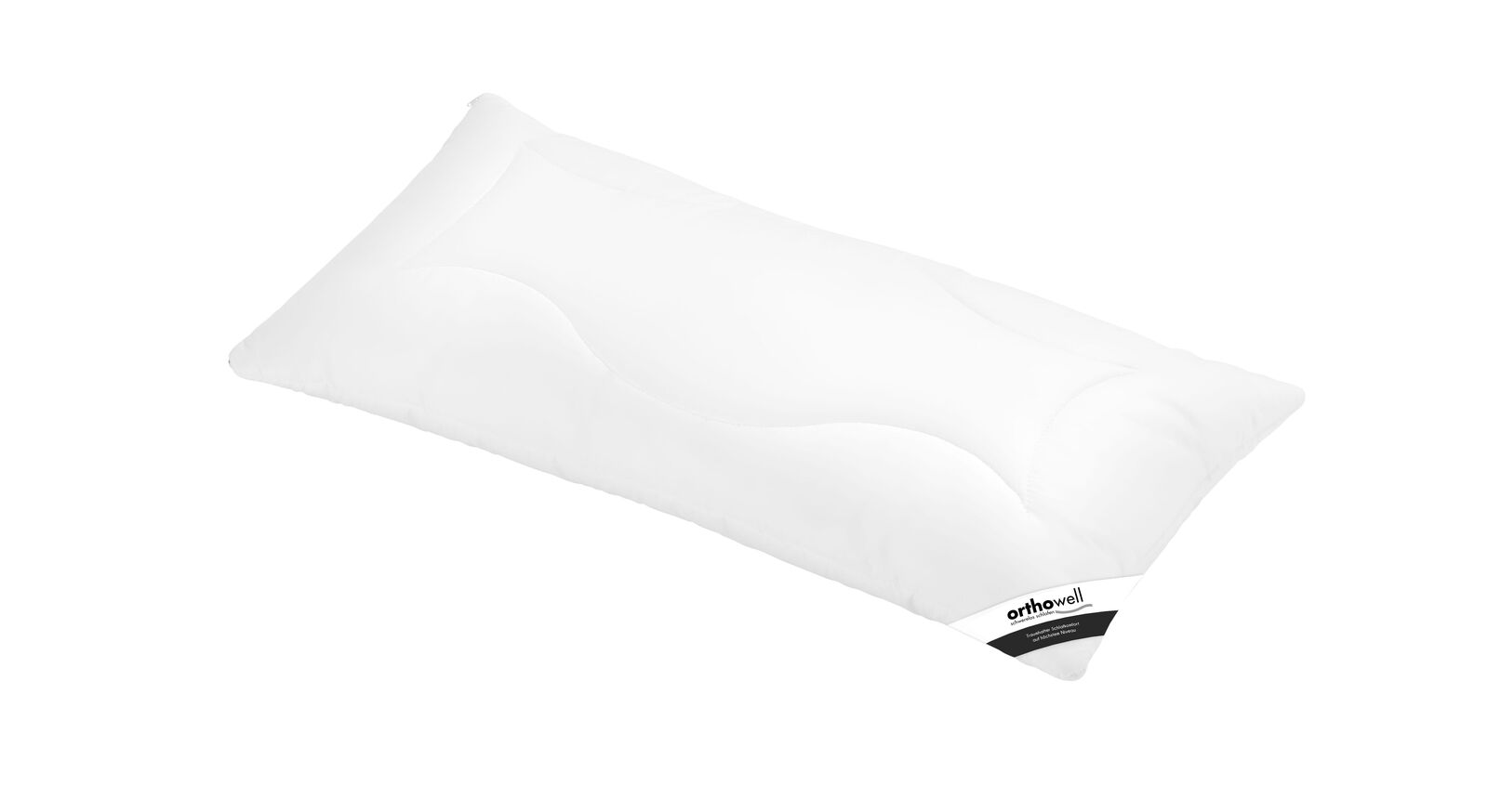 Markenfaser-Kissen orthowell Superior in 40x80 cm
