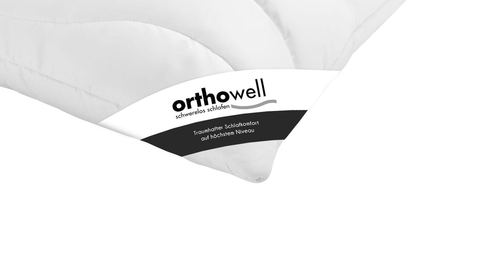 Markenfaser-Kissen orthowell Superior in Marken-Qualität