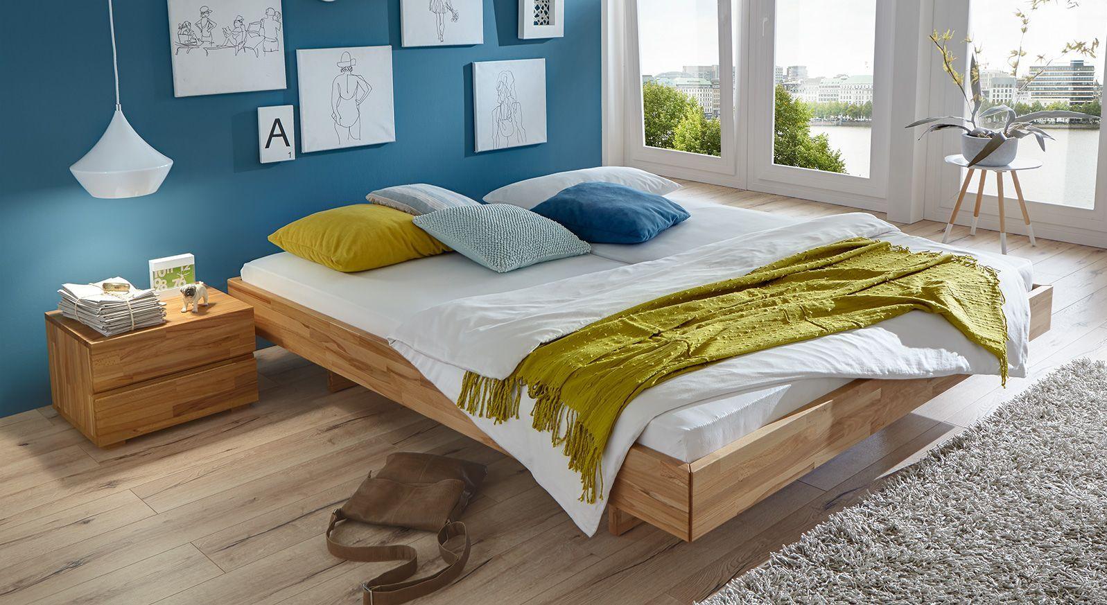 Komfortable Liege Rimini mit passenden, hochwertigen Produkten