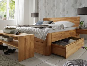 Stabile Massivholzbetten In 180x200 Cm Online Kaufen Betten At
