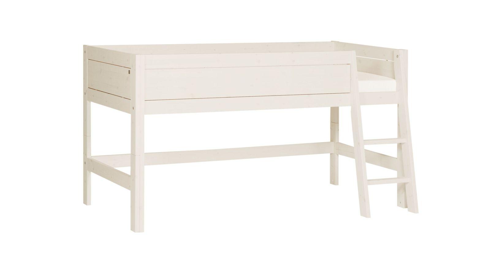 lifetime mini hochbett kiefer f r kleine indianerm dchen. Black Bedroom Furniture Sets. Home Design Ideas