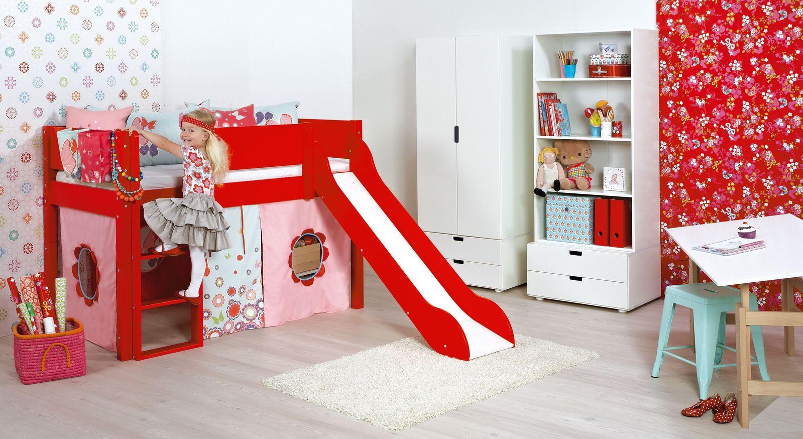 Passende Produkte zum Mini-Rutschen-Hochbett Kids Town Color