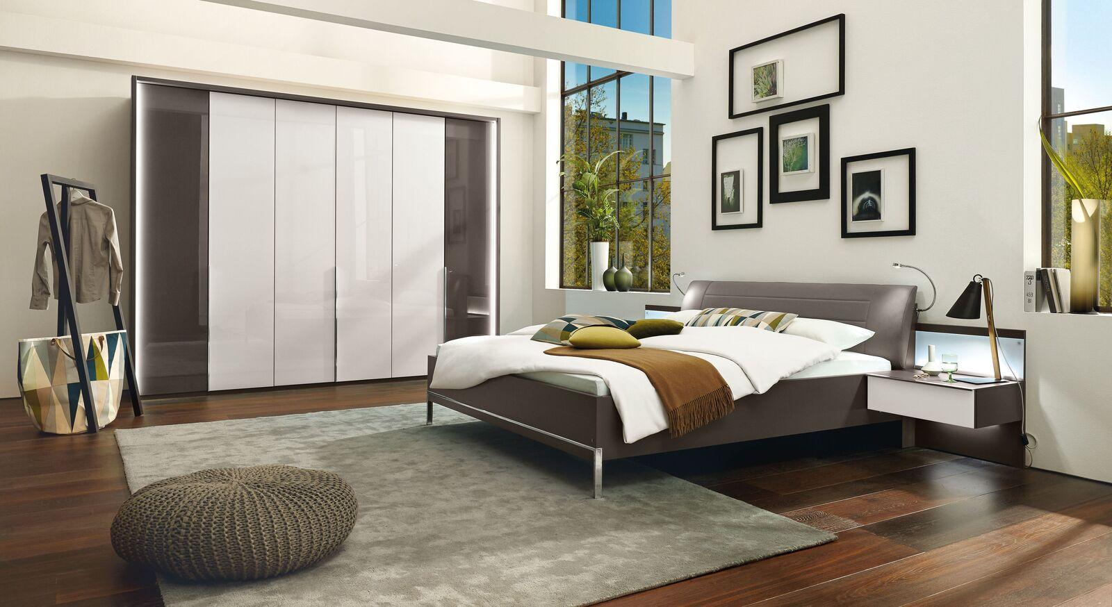 MUSTERRING Schlafzimmer San Diego Havanna im zeitlosem Design