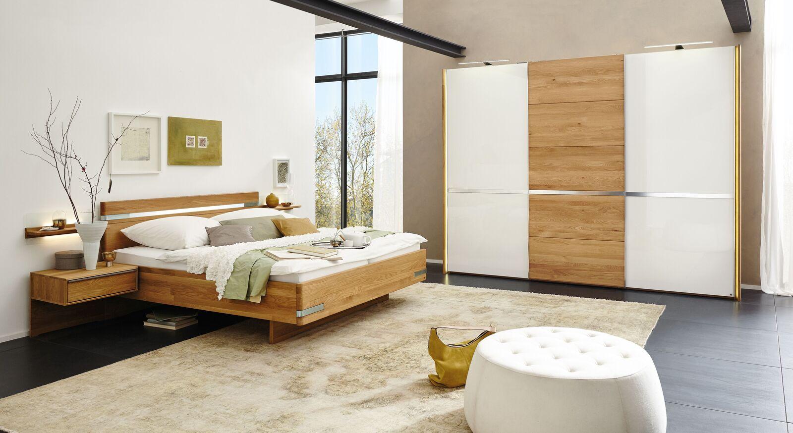 MUSTERRING Schlafzimmer Savona mit Schwebetürenschrank in Luxus-Qualität