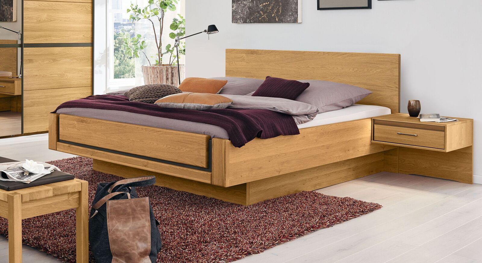 MUSTERRING Schlafzimmer Sorrent 4-tlg optional mit Schwebebett