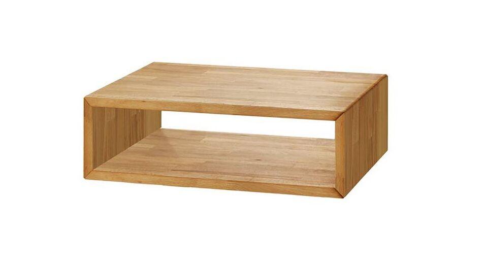 Nachttisch Laxton aus massivem Echtholz