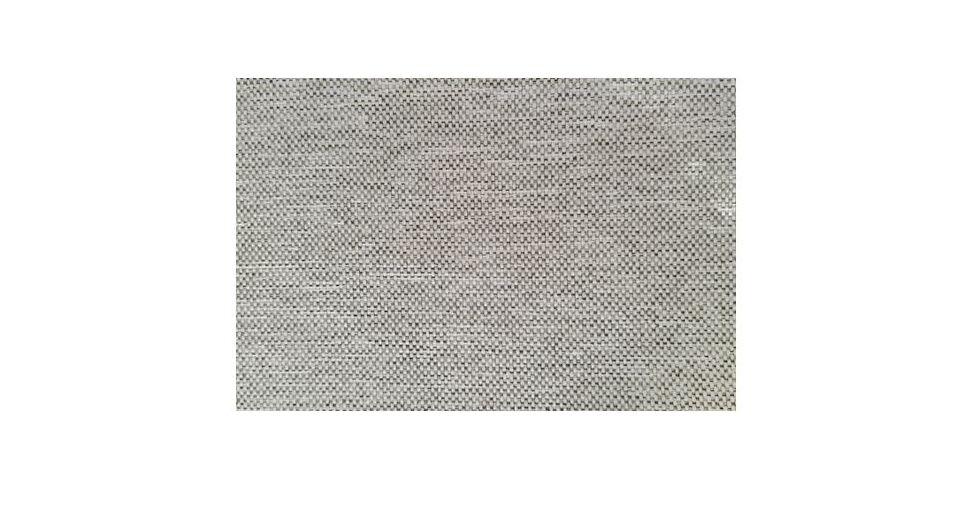 Stoffmuster zur Polsterliege Karim Webstoff grau