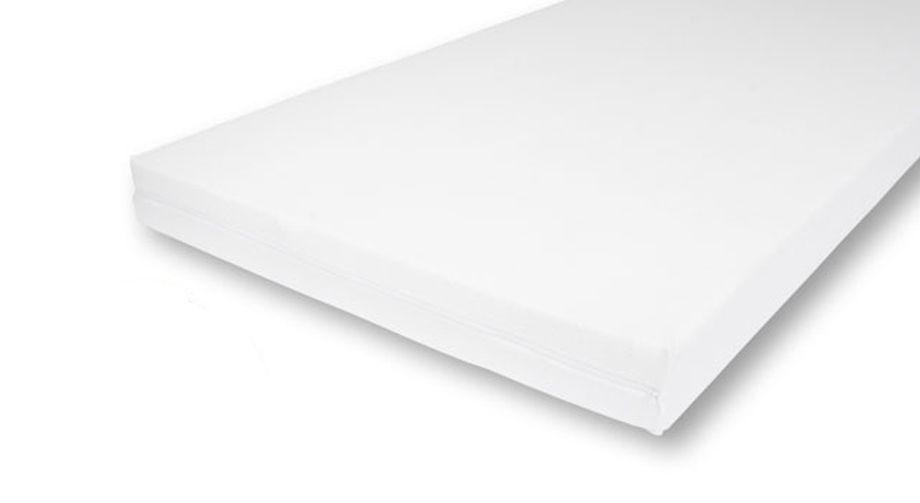 Niedrige Schaumstoff-Matratze Clever Sleep eco für Jugendliche