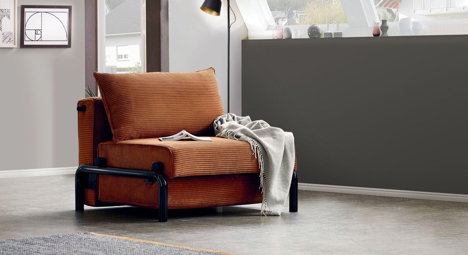 Relax-Schlafsessel Naoto für eine Person