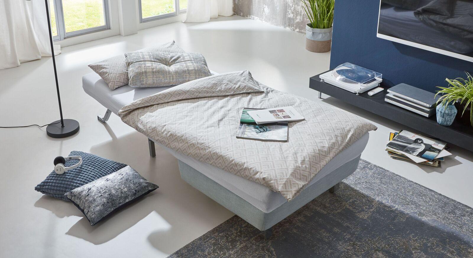 Schlafsessel Orsina mit Liegefläche für 1 Person