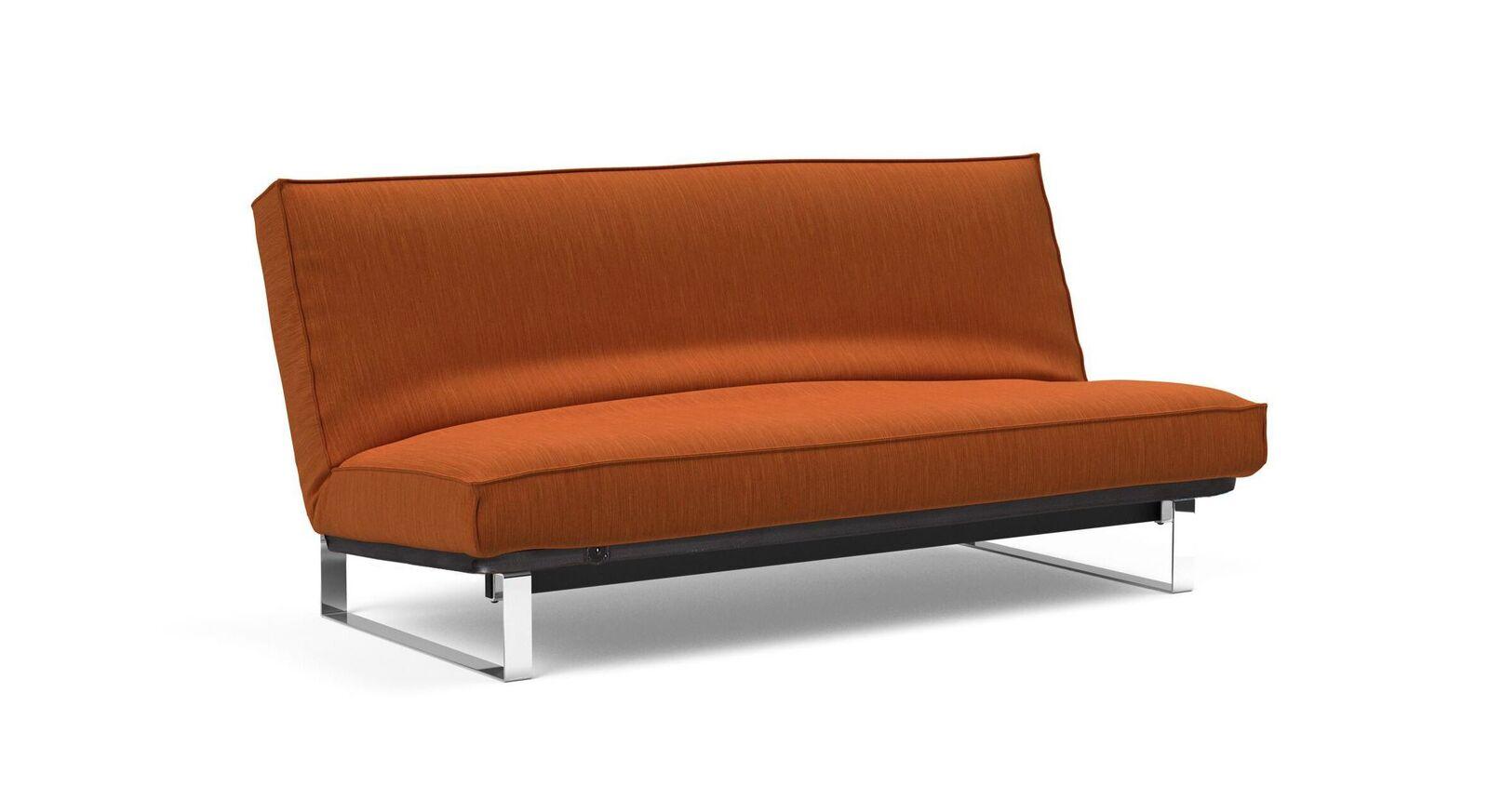 Schlafsofa Astoria in Elegance orange