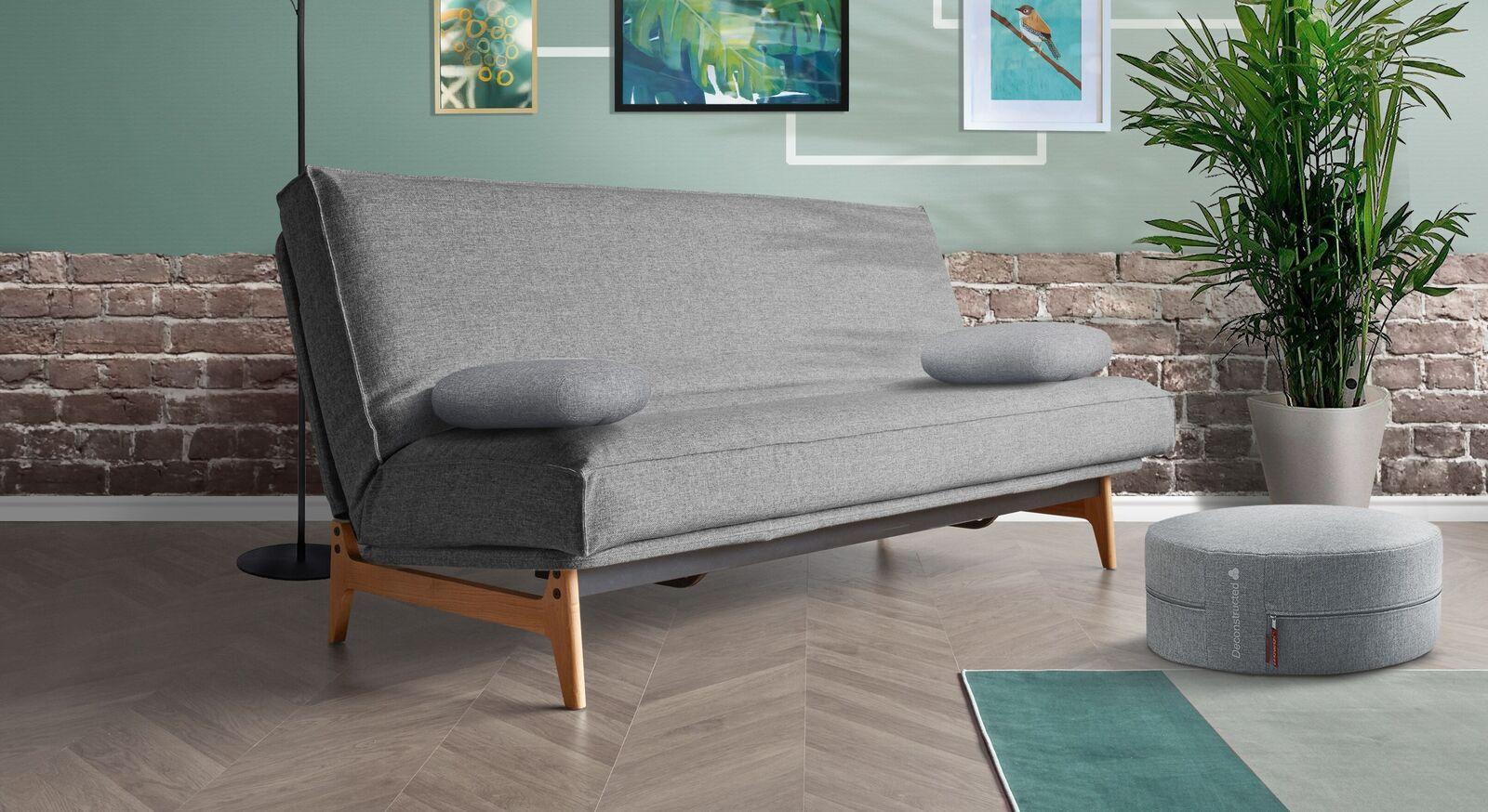 Schlafsofa Atessa im modern Loft-Style