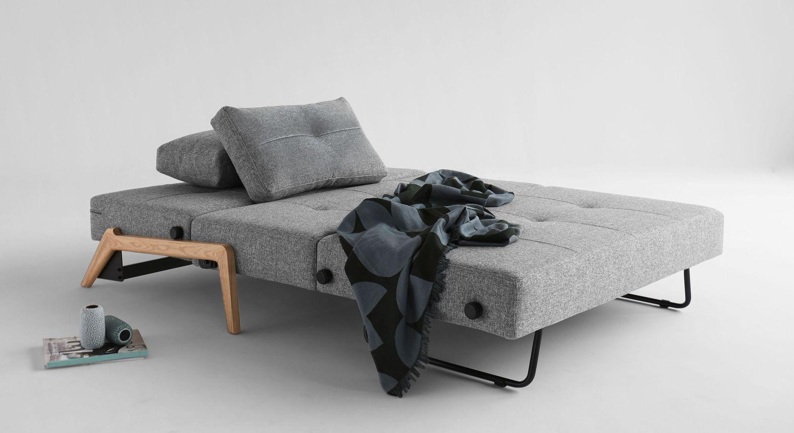 Schlafsofa Carltons Liegefläche mit 140 cm Breite