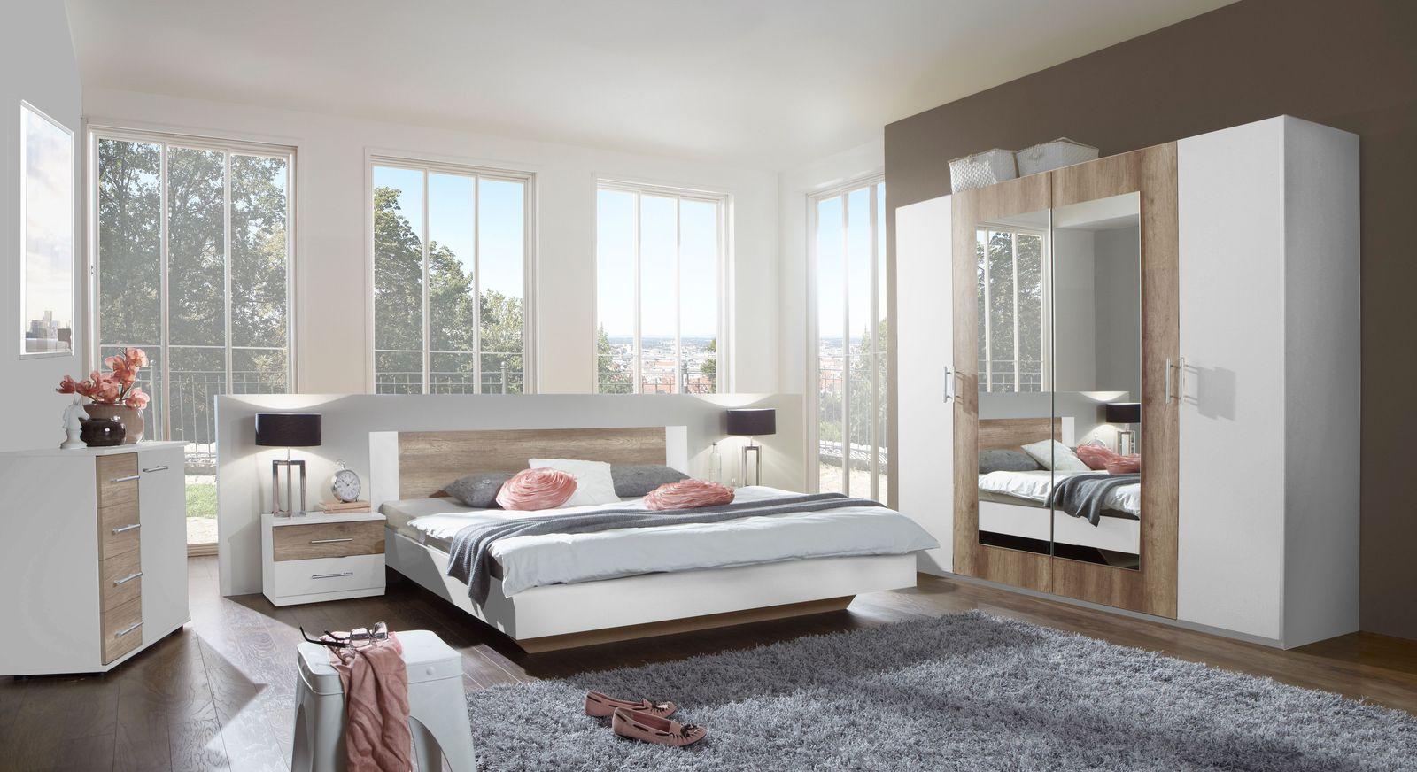 Preiswertes Schlafzimmer Boquila In Modernem Design