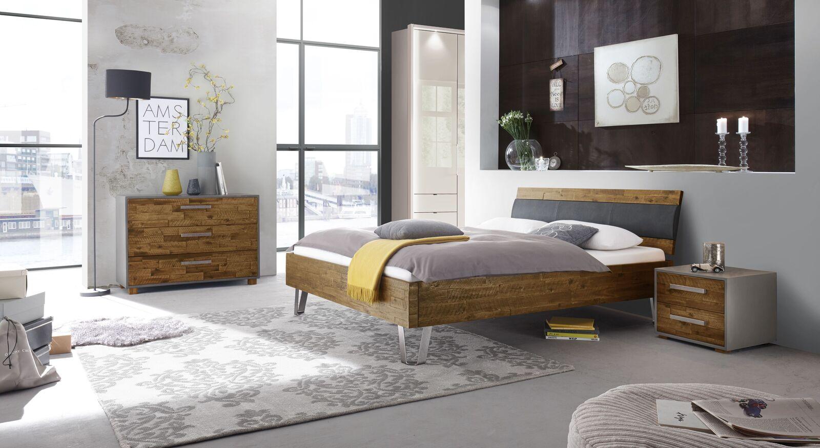 Schlafzimmer Detaria im Factory-Look