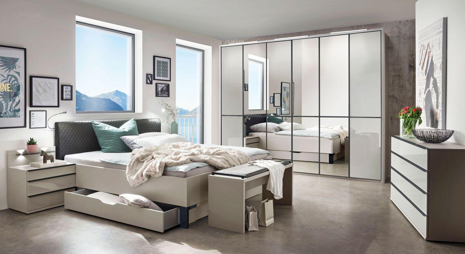 Passende Möbel zum Schlafzimmer Loyd