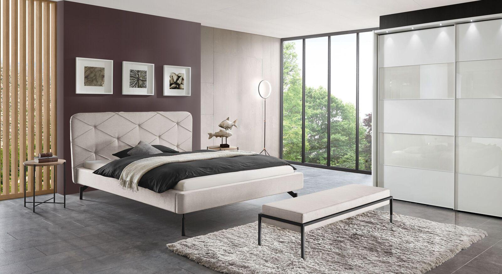 Schlafzimmer Sotello im angesagten Retro-Look