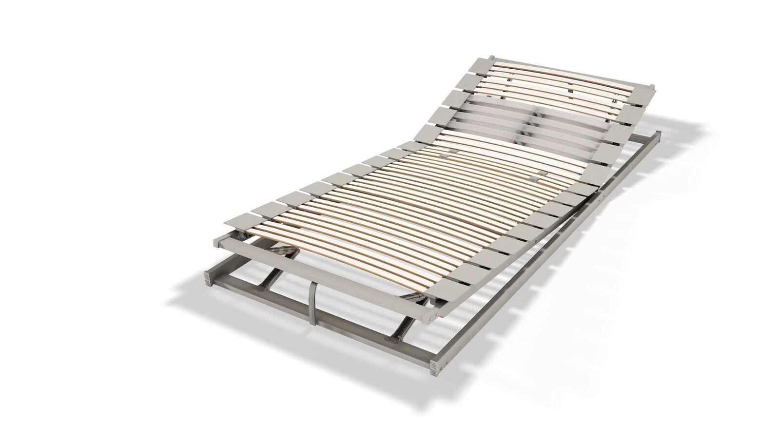 SCHLARAFFIA Lattenrost ComFEEL 40 Plus NV/KF mit Kopf- und Fußverstellung