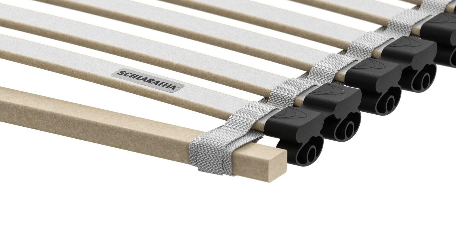 SCHLARAFFIA Lattenrost Roll-n-Sleep mit starkem Halteband