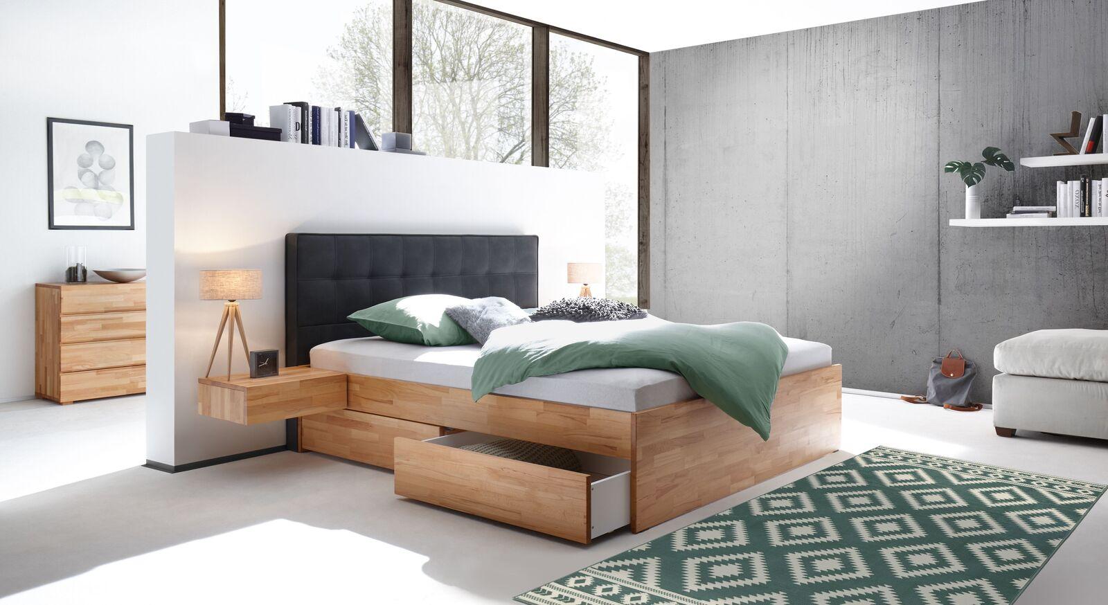 Passende Produkte zum Schubkasten-Doppelbett Mirenda