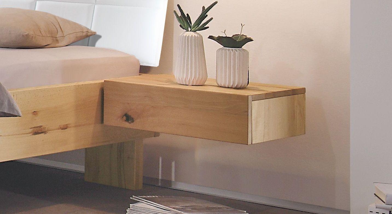 Schubladen-Nachttisch Nemea zum Einhängen